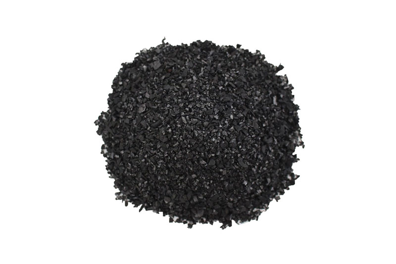 What does activated carbon water filters remove?
