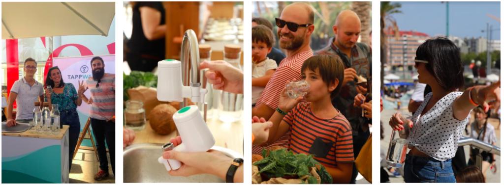 Information Resellers Retailers Distributors TAPP Water