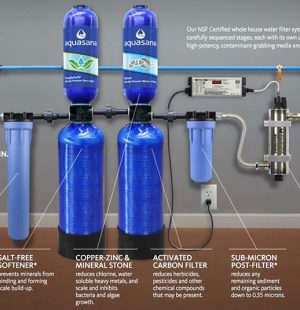 Best whole house water filter 2020